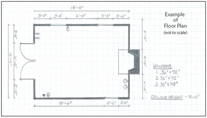 How To Draw On A Floor Plan Templates