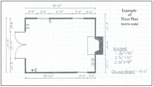 Free printable workbench plans build by own for Free sample floor plans