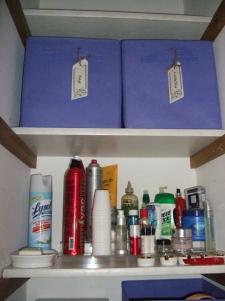 After Top of Closet