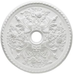 ornate medallion