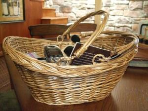 Room to Room Basket