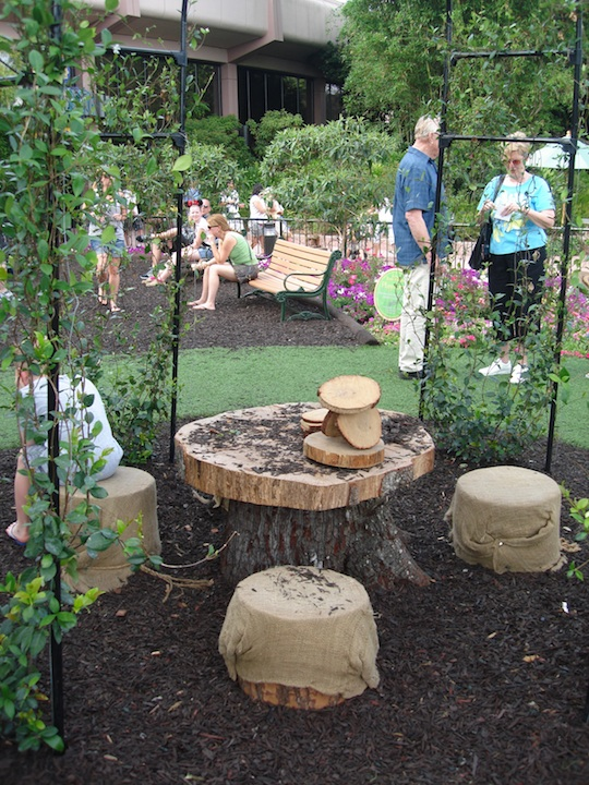 Creative Seating Ideas For Your Garden Dish On Design Gal