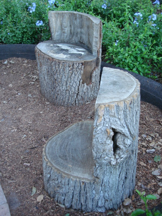 1000 Images About Log Chairs And More On Pinterest