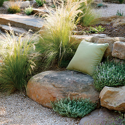 Creative Seating Ideas for Your Garden | DishOnDesignGal